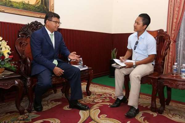 Dr. Hang Chuon Naron's Exclusive Interview on Cambodian Educational Reform